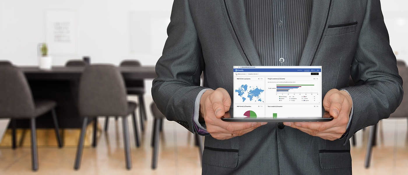 Contify Market Intelligence Platform Enhances User Experience