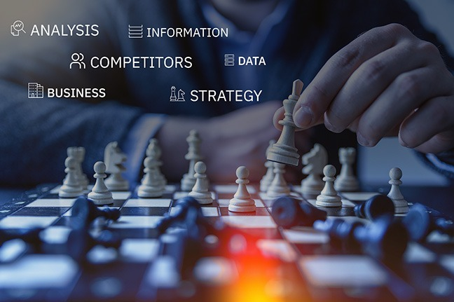Competitive Intelligence Examples