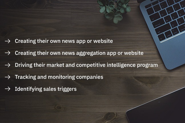 How Can Organizations Use News Apis